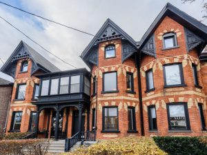 Dreamy Victorian Homes in Trinity Bellwoods