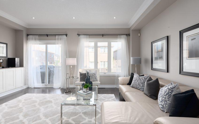 67 Landwood Avenue - Living Room