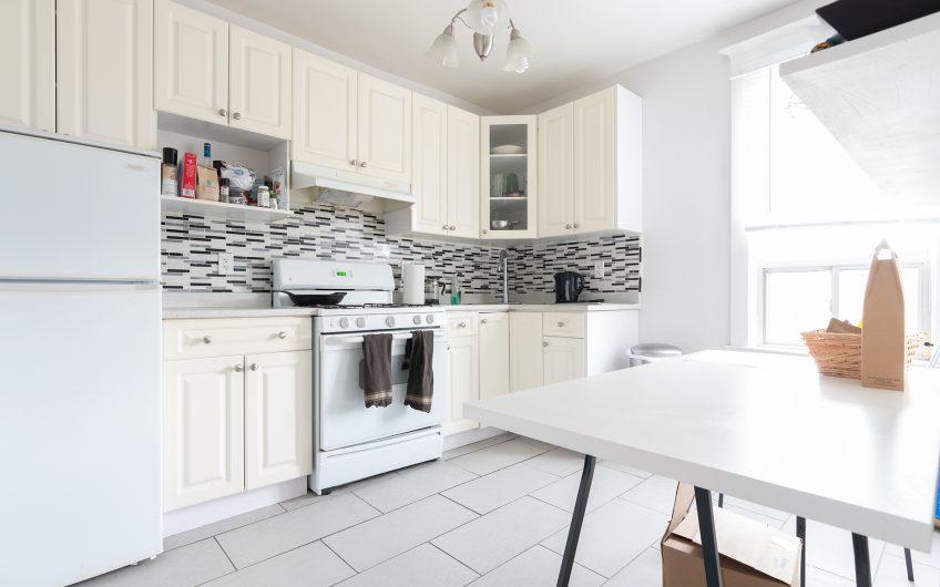 1133 Dufferin St - 2nd Floor Kitchen