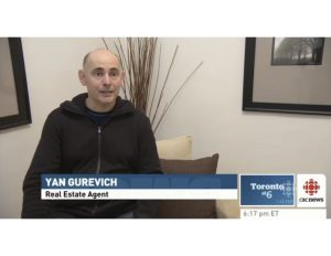 234 Dovercourt Staging - Yan Gurevich - CBC TV